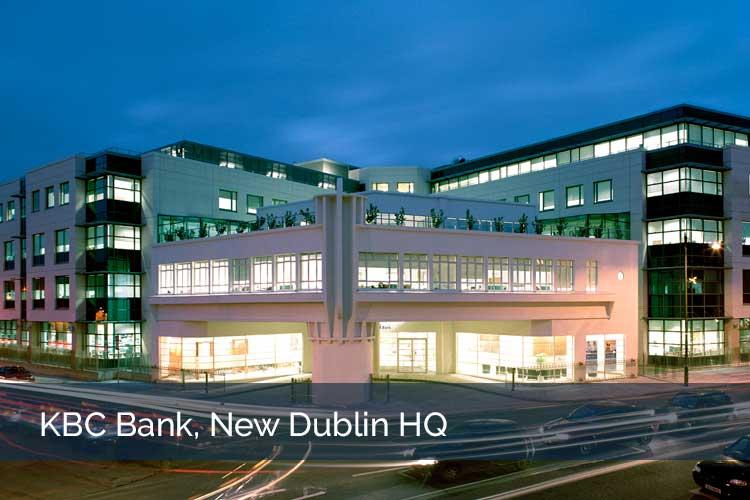 Kbc Bank New Dublin Hq Allied Workspace
