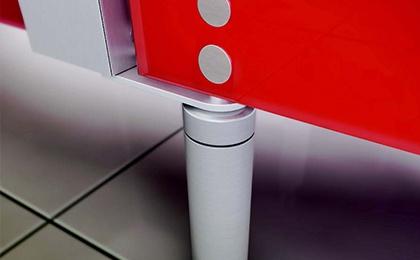 Thrislington Icon Washroom Cubicles Utilise Space And