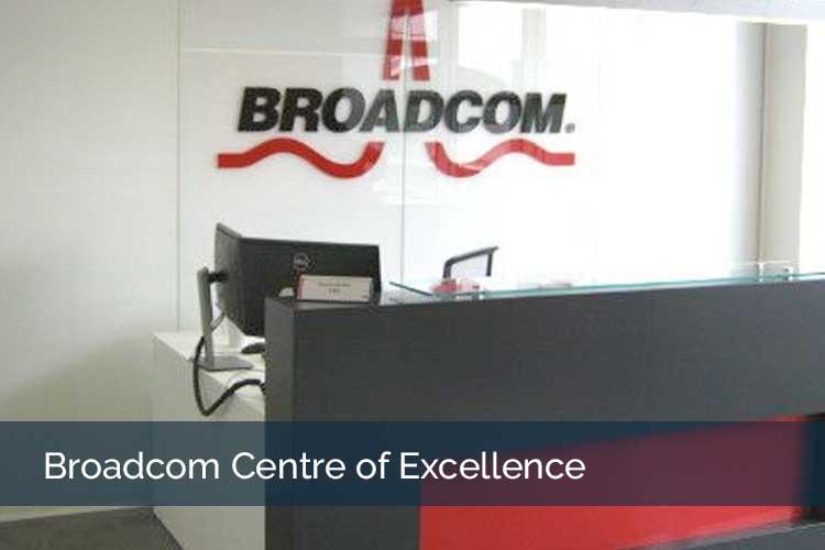 Broadcom Centre of Excellence, Dublin - Allied Ireland