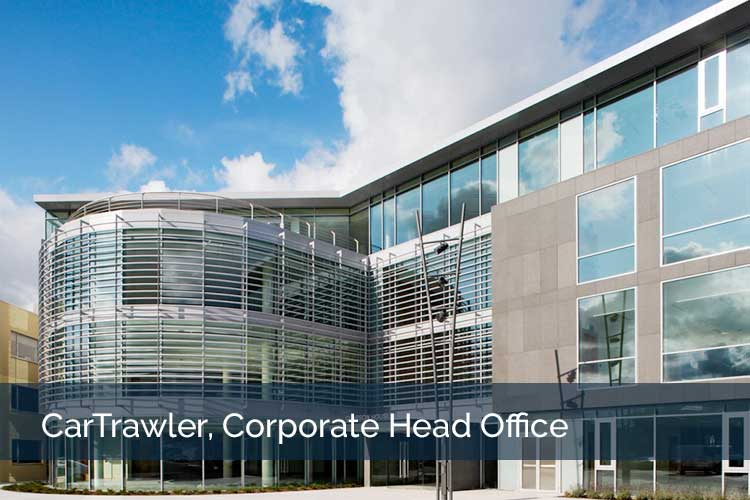 Cartrawler Corporate Head Office Allied Ireland