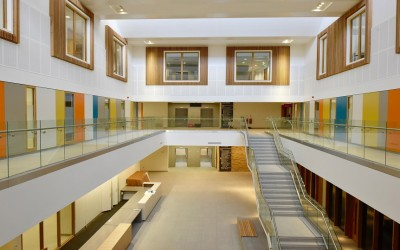 Ballymena Health Centre RIBA Award
