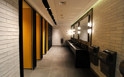 Guinness Storehouse W/C Fitout