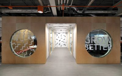 Hubspot House LEED Platinum Certification