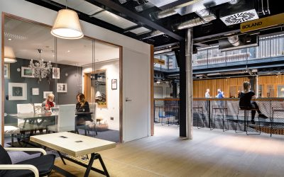 The New World Priorities for Building Interiors