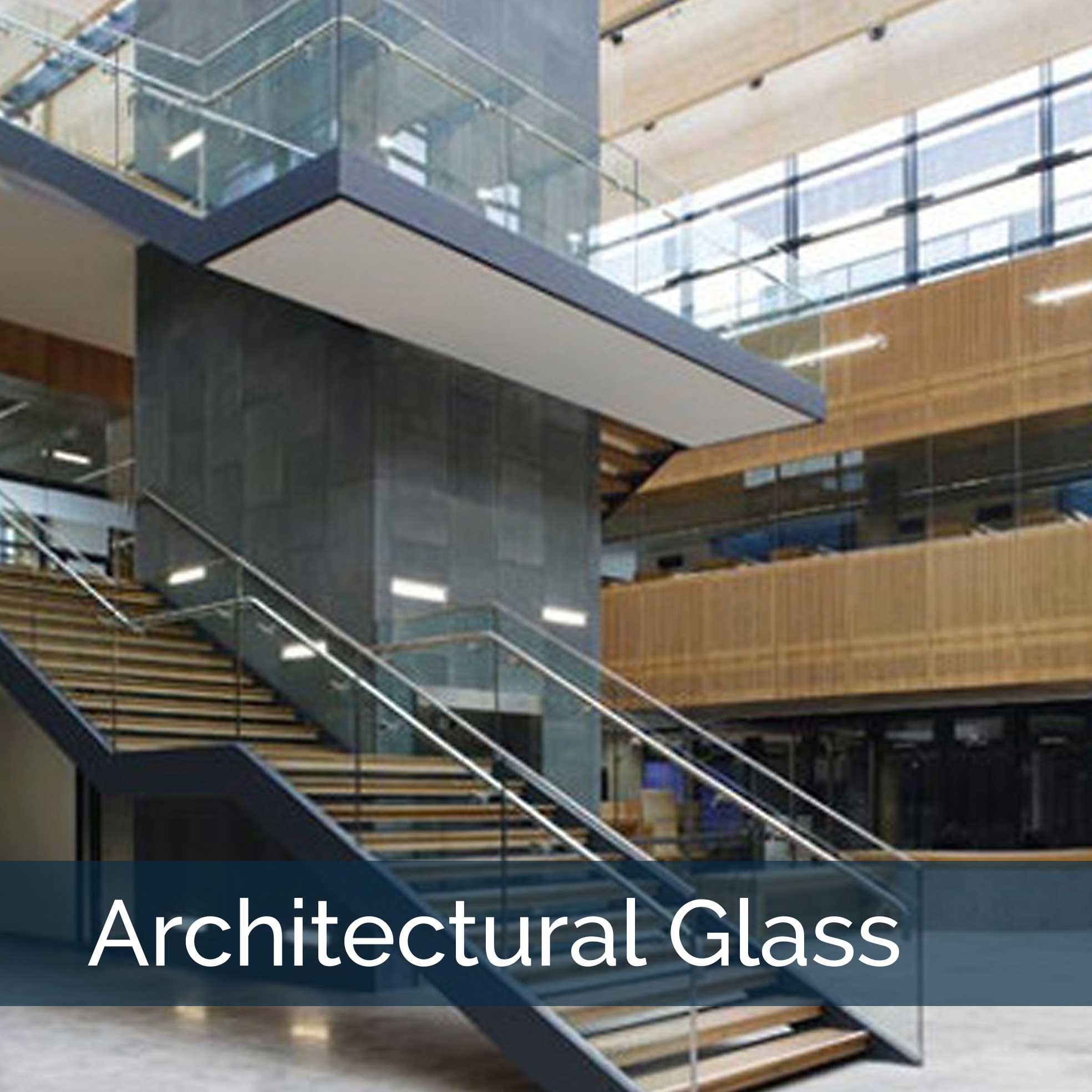 allied workspace atrium glazing office fitout, architectural glass